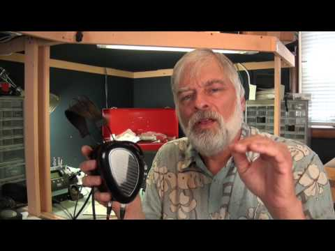 MrSpeakers Aeon Sealed Over Ear Planar Magnetic Headphone