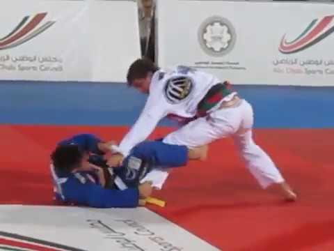 Gui and Rafa Mendes Brother Final at World Pro BJJ Abu Dhabi 2010