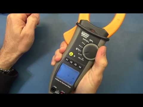 HT 9022 Power Clamp Meter Review - Pt1
