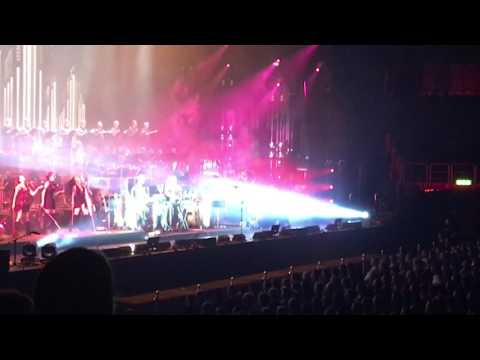 Hans Zimmer Live on Tour Stockholm Ericsson Globe Interstellar medley