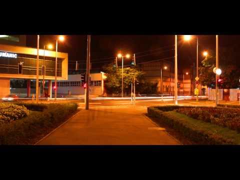 Time lapse- One night in Debrecen