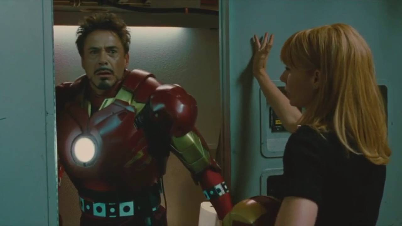 Are Tony And Pepper Hookup In Iron Man 2
