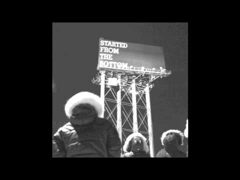 Drake - Started From The Bottom (Instrumental) [OFFICIAL]