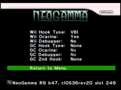 How To Use NeoGamma To Load Project M