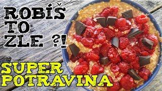 Najzdravsie vlocky / fermentovana superpotravina / fitness recept / DIY/ Ovsena kasa