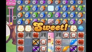 Candy Crush Saga Level 1132 (No booster)