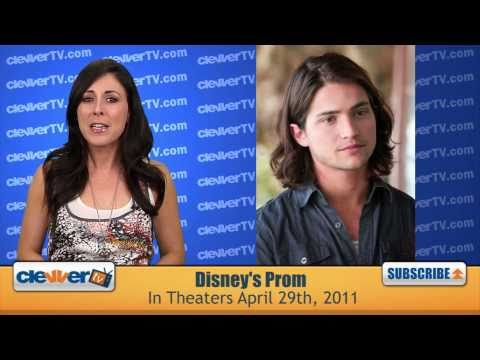 """Disney's Prom Movie Clip """"Jesse"""" Official (HD)"""