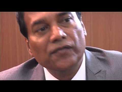 Dr A Karl Mootoosamy, Director, Mauritius @ ITB Berlin 2011