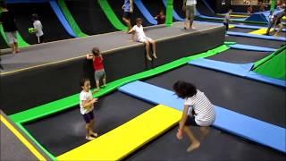 פארק טרמפולינות iJump פתח תקוה - קופצים, נהנים ומבלים