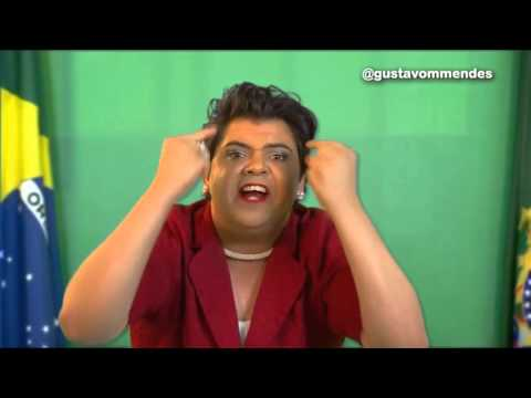 Dilma responde a Michel Temer