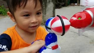 Trò Chơi Con Vật Làm Xiếc ❤ ChiChi ToysReview TV ❤ Đồ Chơi Trẻ Em Baby Doli