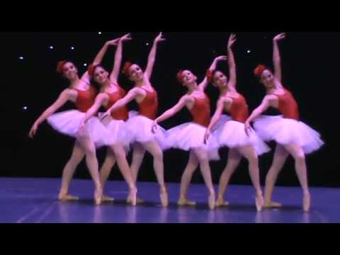 Jingle Bell Rock. Escuela Rusa de Ballet Clásico de Mty.