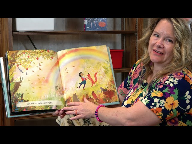 Storytime Adventures wit Miss Tori: Rain before Rainbows