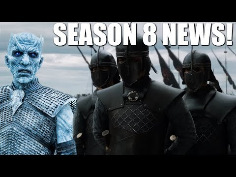 Game of Thrones Season 8 News : New Unsullied Scene in the North!