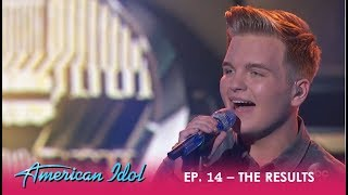 Caleb L. Hutchinson: America Votes This COUNTRY BOY Into The Top 10 | American Idol 2018