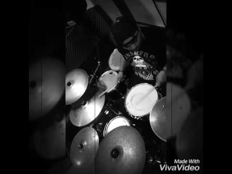 Five minutes fiver drum cover