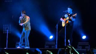 5'nizza - Ты кидал (Stadium Live, Москва, 05.06.2015)