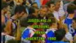 Svjetski Sampion 1990 JUGOSLAVIJA - CCCP 90:75 - Iggy Speed