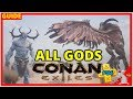 CONAN EXILES PS4 Tips All Gods How To Summon Avatars Religion Explained mp3