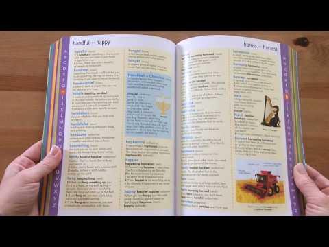 Junior Illustrated English Dictionary - Usborne