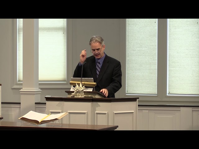 A Covenant Promise - Pastor Michael Pelletier