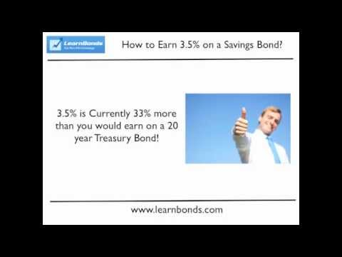 How To Earn 3.5% On A US Savings Bond