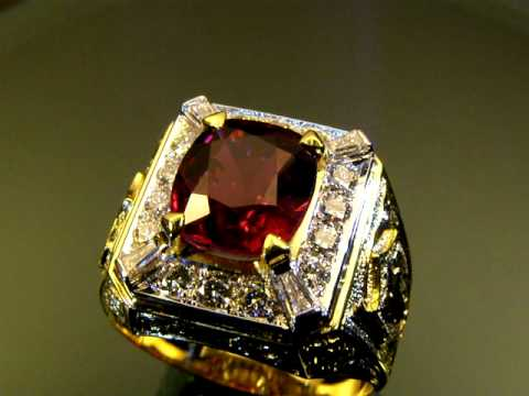 Silver Ruby Ring Price