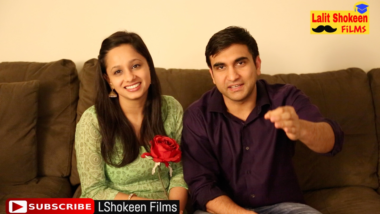 Valentine S Day After Marriage Lalit Shokeen Comedy Youtube