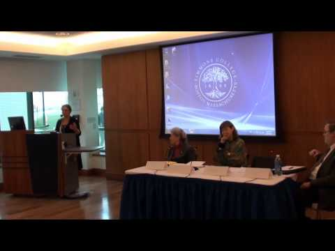 NEMLA Meeting 2012: Panel