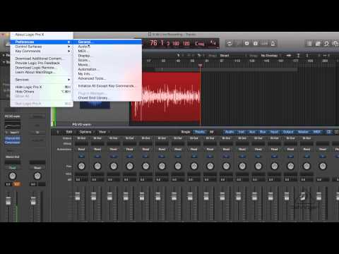 X AIR How To: Live Recording with USB Interface & Logic Pro X (X AIR EDIT)