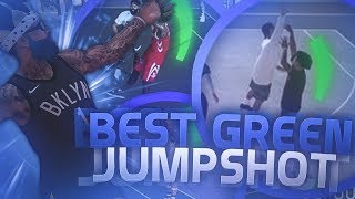 NBA 2K19 BEST GREENLIGHT JUMPSHOT AFTER NEW PATCH BEST MYPARK JUMPSHOT FOR ANY BUILD IN 2K19 JUMPER!