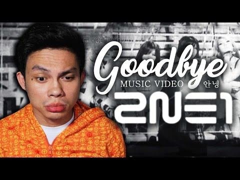 2NE1 - '안녕 (GOODBYE)' M/V | FILIPINO FAN REACTION