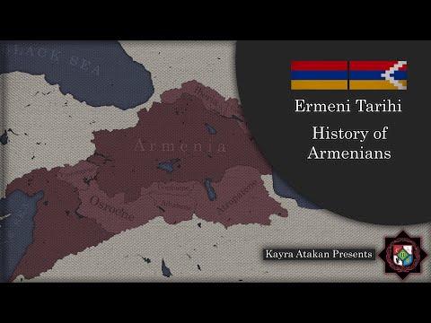 History Of Armenians | Ermeni Tarihi