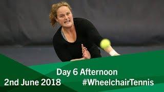 Men's ¾ Playoff | Day 6 | 2018 BNP Paribas Wheelchair Tennis World Team Cup