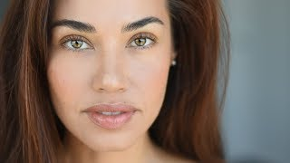 How To Look Beautiful Without Makeup | Eman