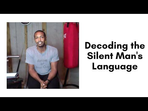 Decoding the Silent Man's Language