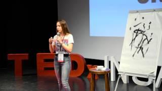 L'art Et Les Maths | Léa Rinino | TEDxINSA