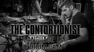 The Contortionist Drum Cam | Language I & II