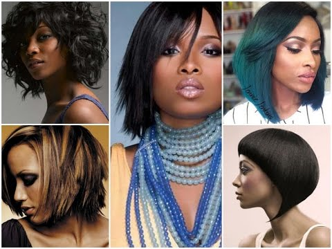 Best Bob Hairstyles for Black Women - YouTube