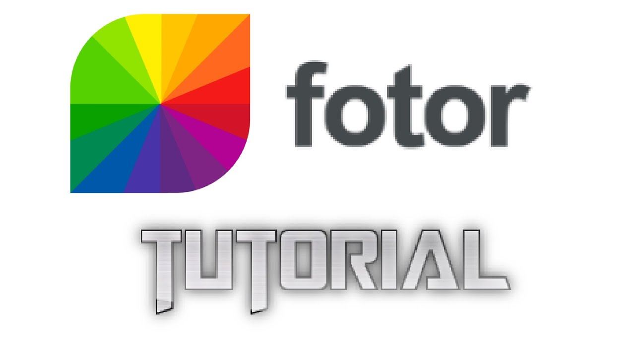 How to make a YT channel art with Fotor (UNCUT) - YouTube