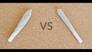 How To EASILY R๐ll a Joint | Tips For Beginners