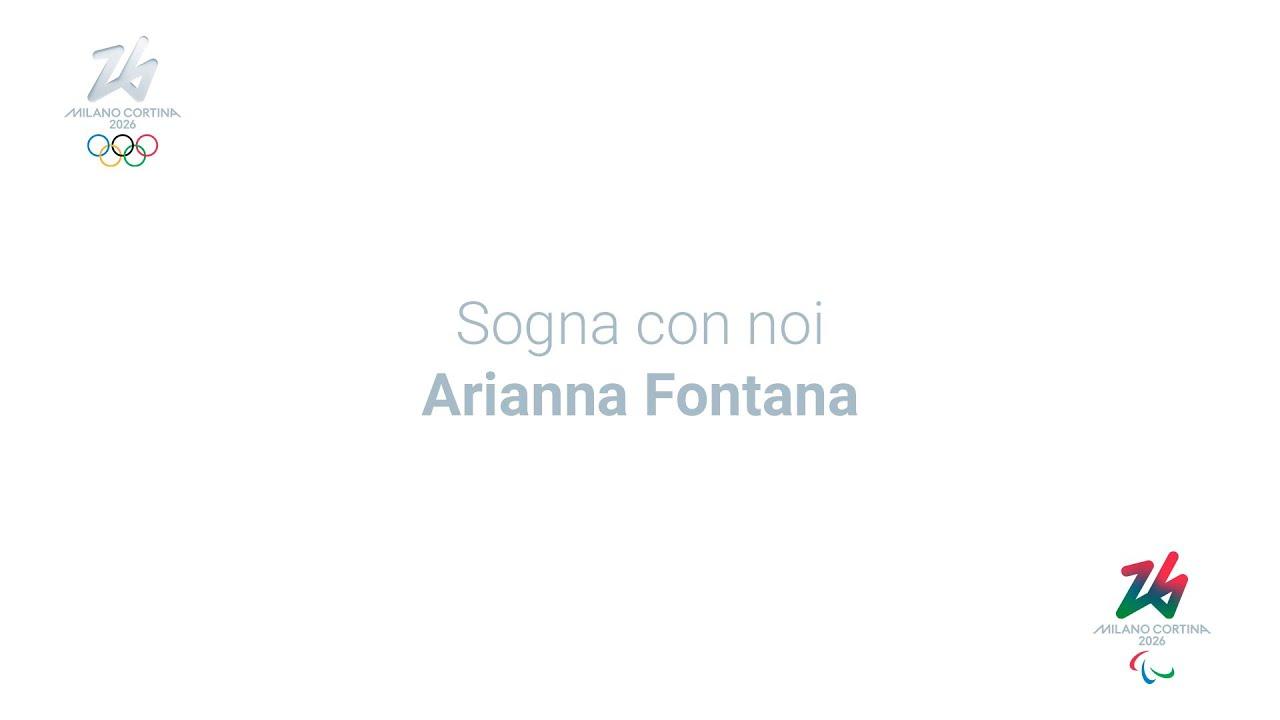 Sogna con noi... AriannaFontana