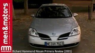 Richard Hammond Nissan Primera Review (2001)