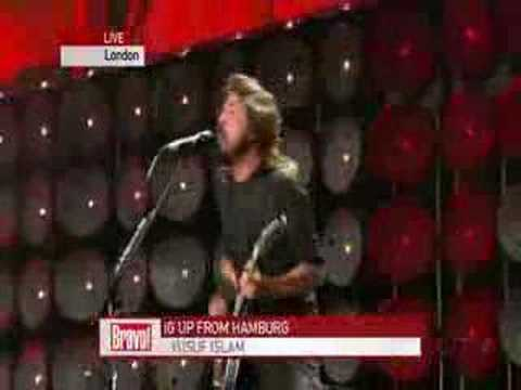 Foo Fighters - All My Life (Live at...