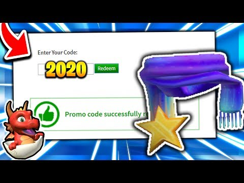 *MAY 2020* ALL ROBLOX PROMO CODES! NEW FREE ITEMS (WORKING)