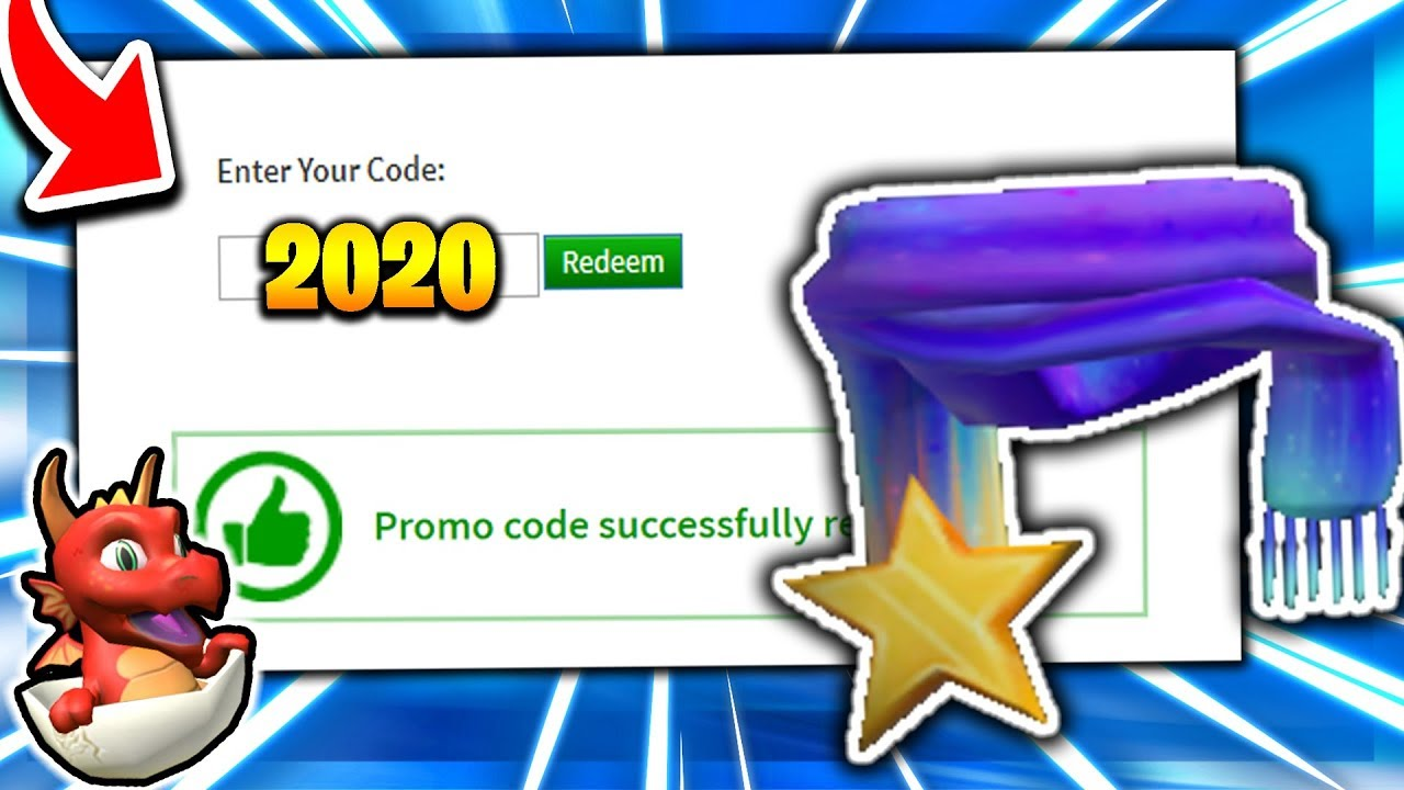 May 2020 All Roblox Promo Codes New Free Items Working Youtube