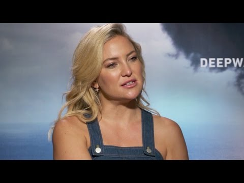 Kate Hudson Talks 'Deepwater Horizon' Responsibility