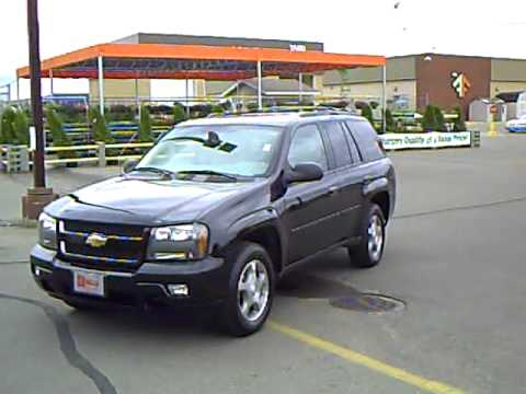 2009 Chevrolet Trailblazer Lt 4wd Youtube