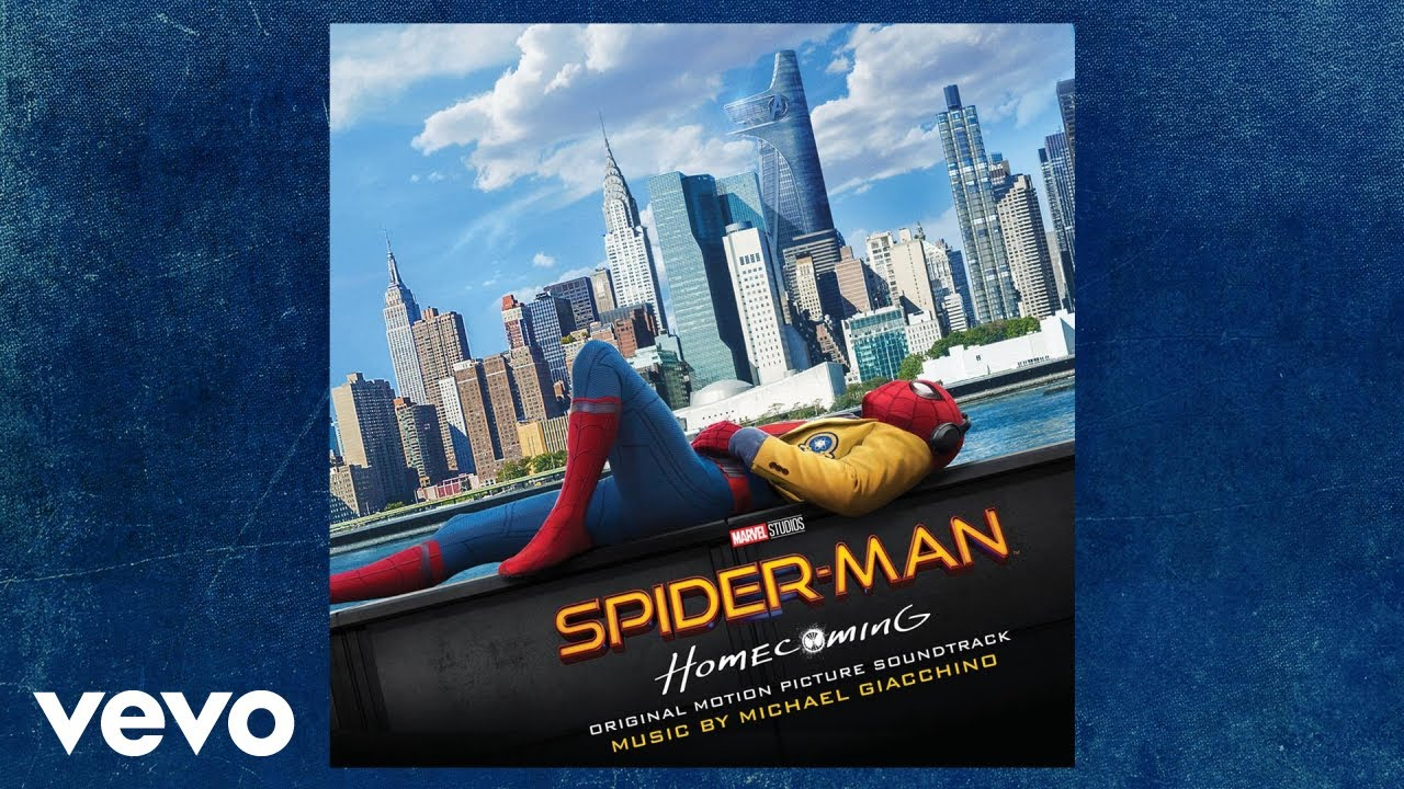 Michael Giacchino - Theme (from 'Spider Man') [Original Television Series]