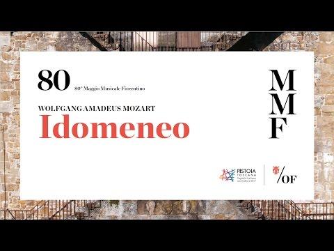 Idomeneo di Wolfgang Amadeus Mozart - Trailer 80° MMF